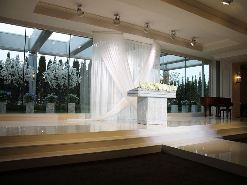 글래드호텔 웨딩홀 사진