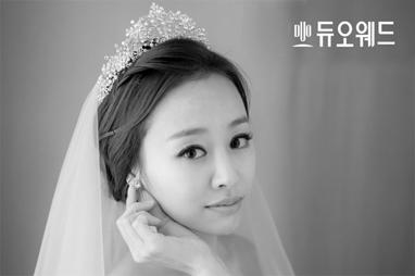 [노은지 기상캐스터] 3월, 품절녀가 되는 그녀의 아름다운 웨딩화보 공개!