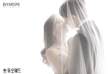 단아한 가을의 신부!kbs 김지원 아나운서 웨딩 화보 공개