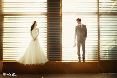 [박종우 선수] 독도를 외치던 국가대표 박종우 선수의 결혼, 웨딩 촬영 현장!