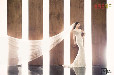 [엄지인 아나운서] 사랑스러운 '6월의 신부' 그녀의 웨딩촬영 스토리를 공개합니다.