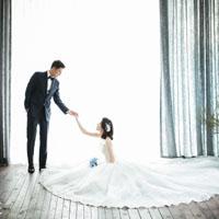 로맨틱한 가을의 신부 YTN 장민정 아나운서! 선남선녀 커플의 사랑스러운 웨딩화보 공개