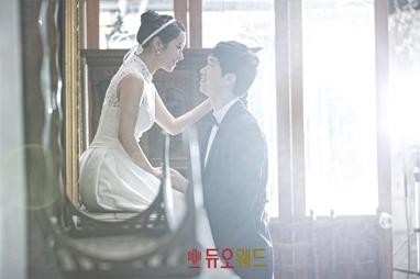 [정휘량-최율]스포츠 스타와 연예인의 만남! 웨딩화보 공개!