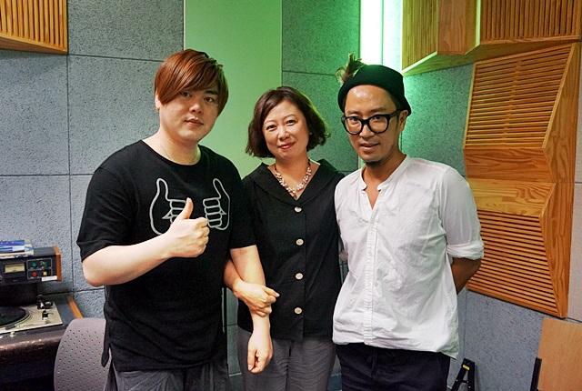 KBS Cool FM <정재형 문희준의 즐거운 생활>에서 '결혼'을 말하다