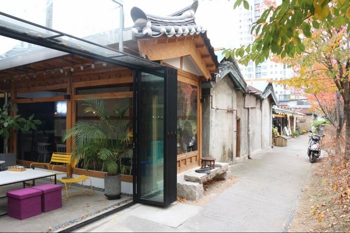사심 가득한 공트럴파크 카페 '사심가득'