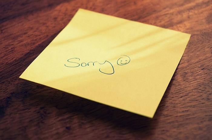 애인이랑 다투고 제대로 사과하는 방법