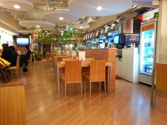 광화문맛집, 파이낸스센터 지하 W버거 (수제햄버거)