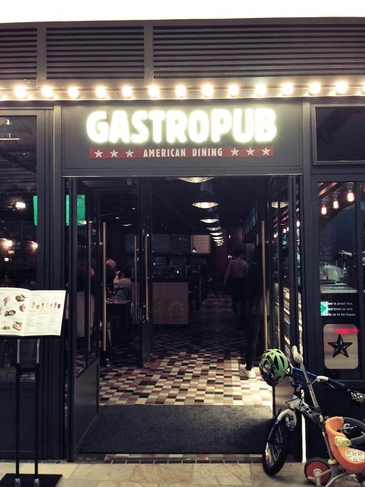 세계 生맥주 한 잔! 판교 아브뉴프랑 '게스트로펍 (Gastro Pub)'