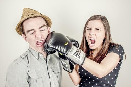 부부싸움 잘하는 5가지 방법